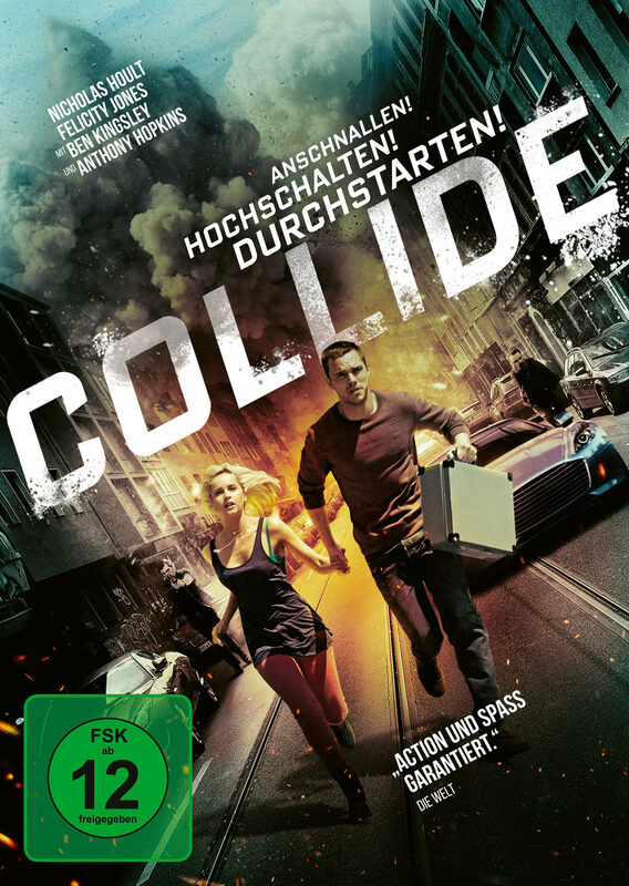 Collide DVD Bild