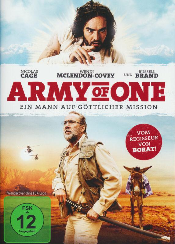 Army of One - Ein Mann auf göttlicher Mission DVD Bild