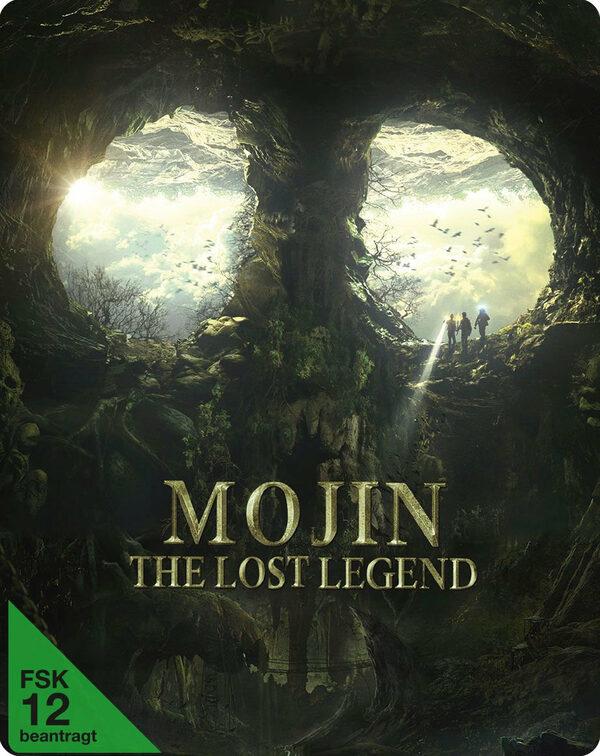Mojin - The Lost Legend  (+ BR) [SB] Blu-ray Bild