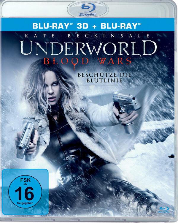 Underworld: Blood Wars  (+ BR) Blu-ray Bild