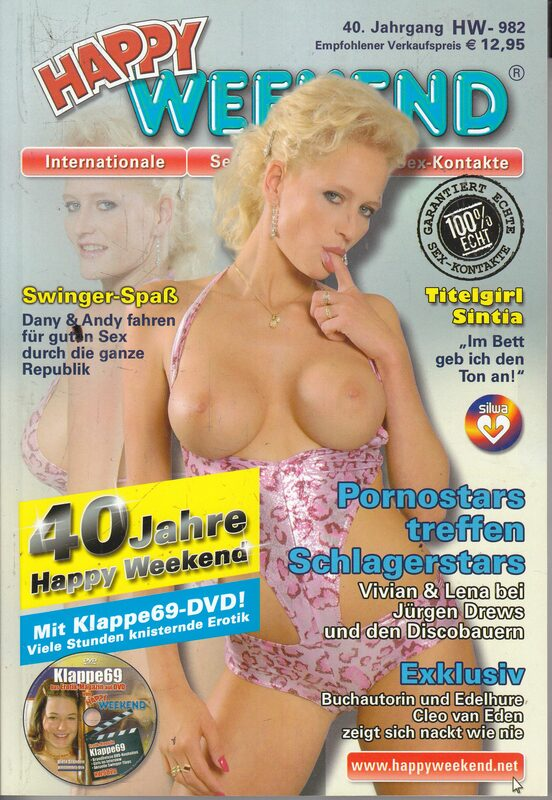Happy Weekend Nr. 982 + DVD DVD-Magazin Bild