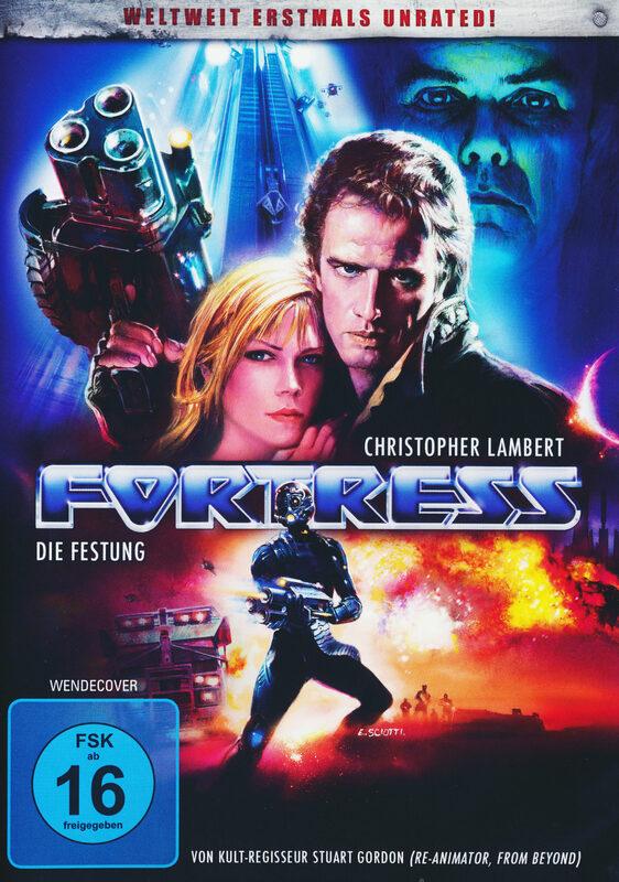 Fortress - Die Festung  [SE] DVD Bild