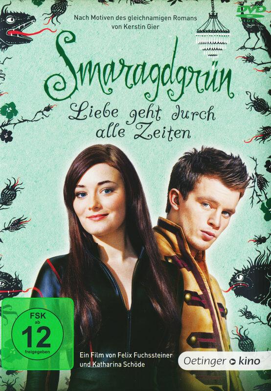 Smaragdgrün DVD Bild