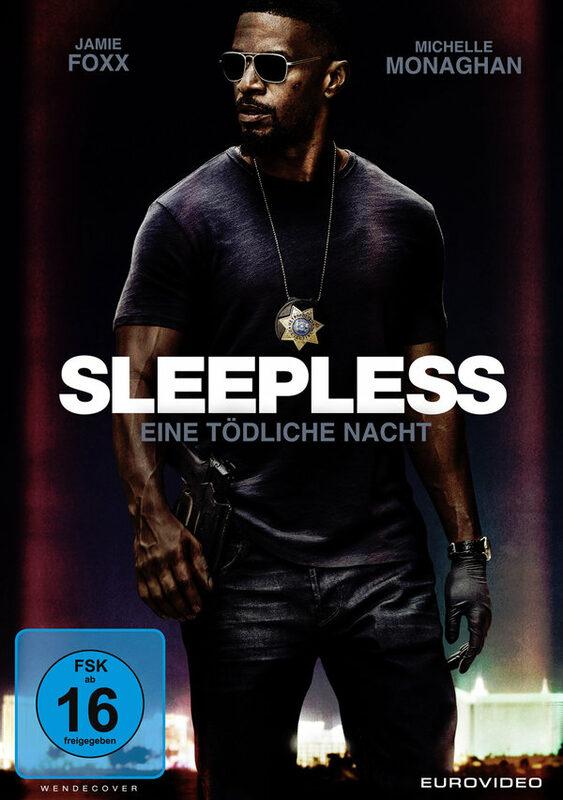 Sleepless - Eine tödliche Nacht DVD Bild