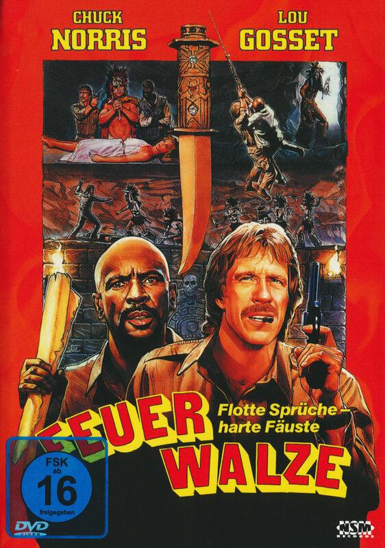 Feuerwalze  [LE] DVD Bild