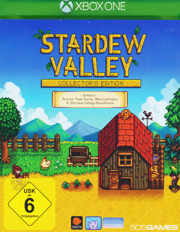 Stardew Valley - Collector's Edition XBox One Bild