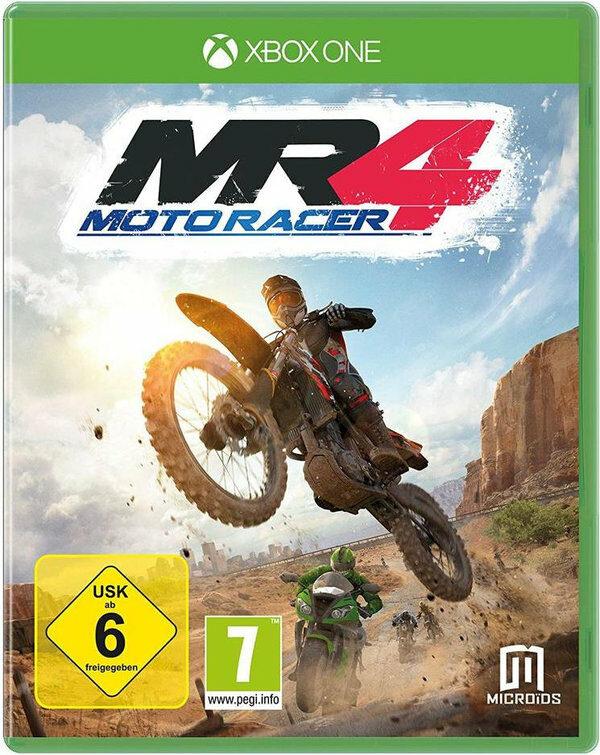 Moto Racer 4 XBox One Bild