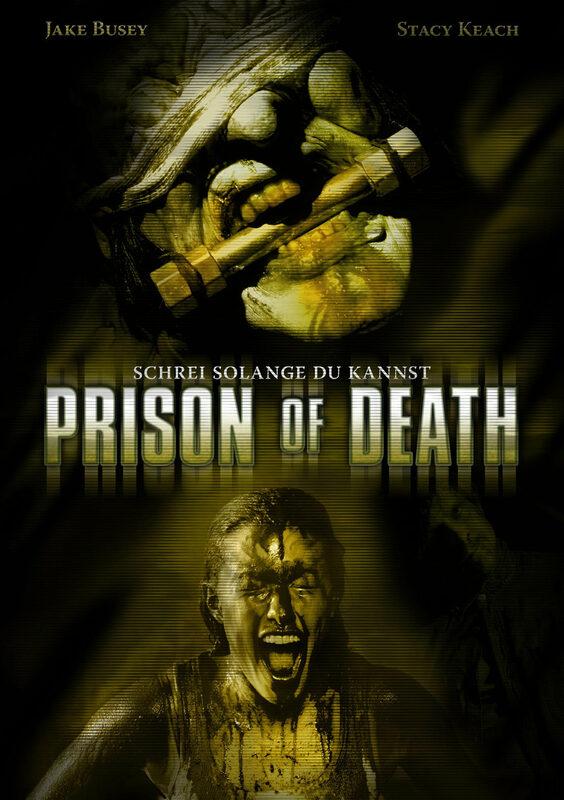 Prison of Death DVD Bild