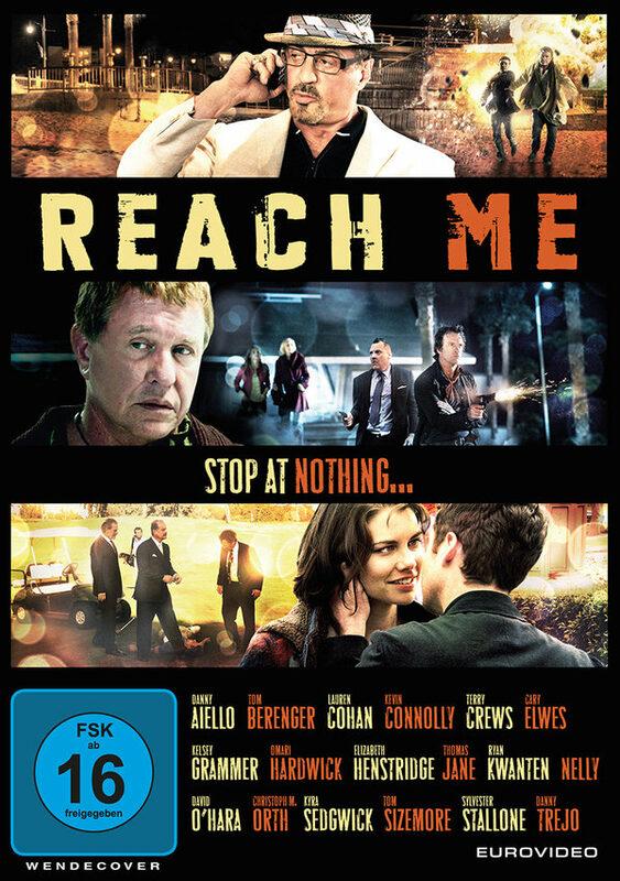 Reach Me - Stop at Nothing DVD Bild