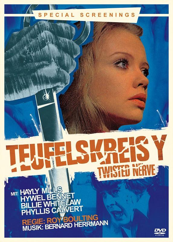 Teufelskreis Y - Special Screenings 2 [LE] [2DVD DVD Bild