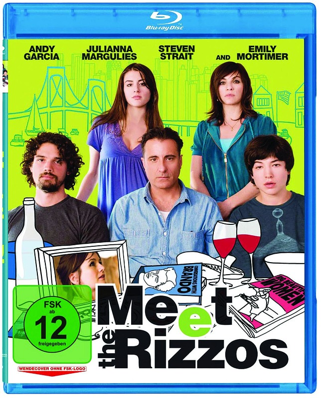 Meet the Rizzos Blu-ray Bild
