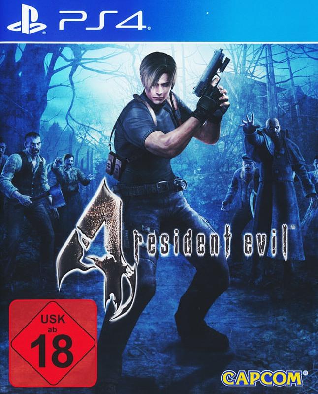 Resident Evil 4 Playstation 4 Bild