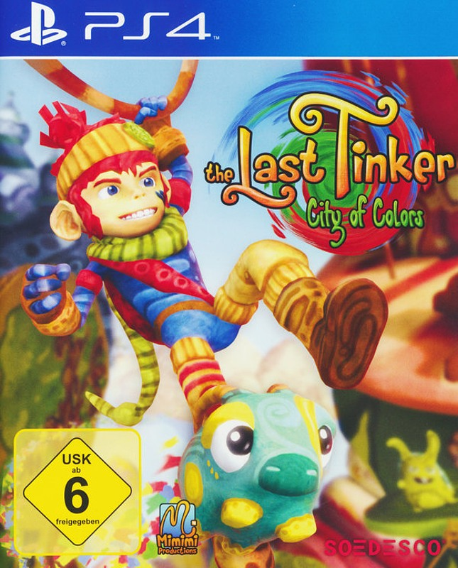 The Last Tinker - City of Colors Playstation 4 Bild