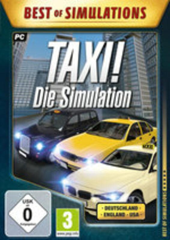 Taxi! - Die Simulation PC Bild