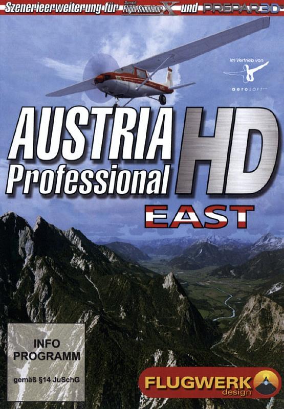 Flight Simulator X - Austria Professional HD-Ost PC Bild