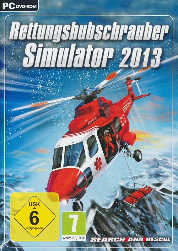Rettungshubschrauber Simulator - Search & Rescue PC Bild