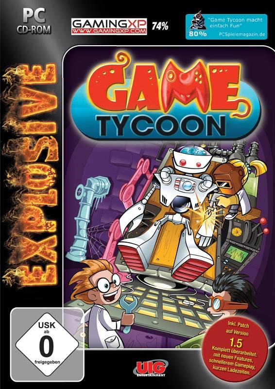 Explosive Game Tycoon 1.5 PC Bild