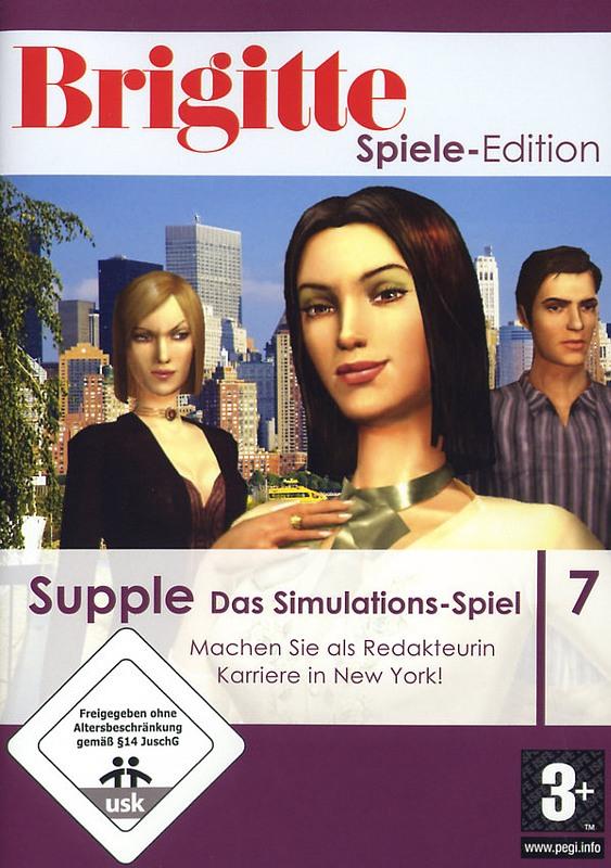 Brigitte Spiele: Supple PC Bild