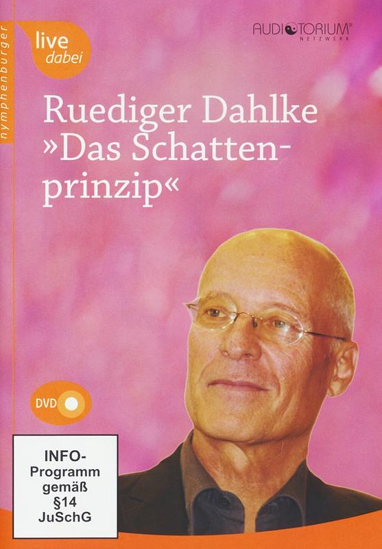 Rüdiger Dahlke - Das Schattenprinzip  [2 DVDs] DVD Bild