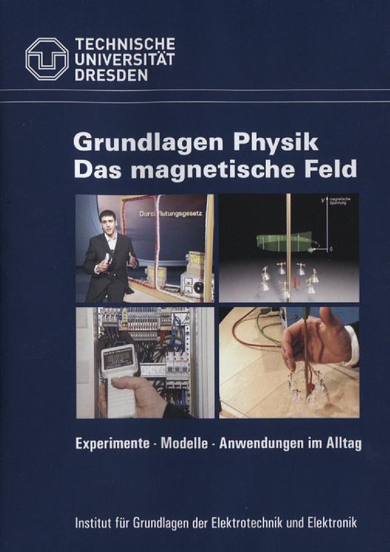 Grundlagen Physik - Das magnetische Feld DVD Bild