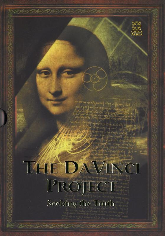 The Da Vinci Project  (+ CD und Buch) DVD Bild