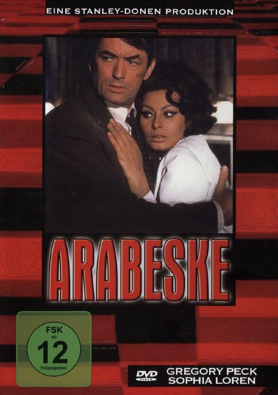 Arabeske DVD Bild