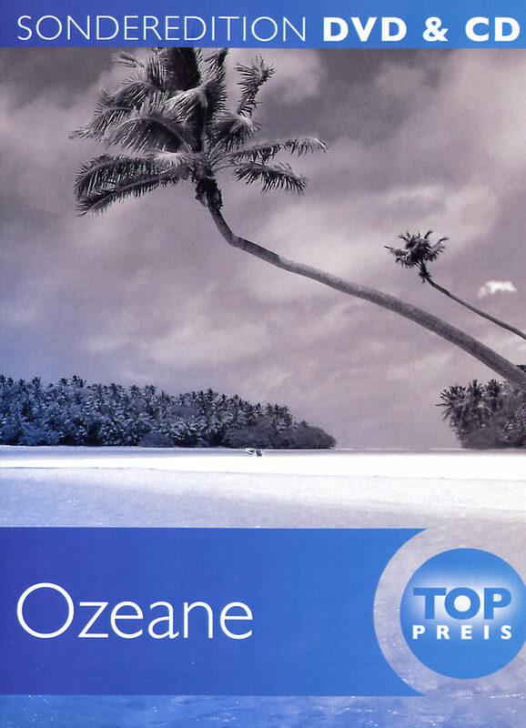 Ozeane - Sonderedition  (+ CD) DVD Bild