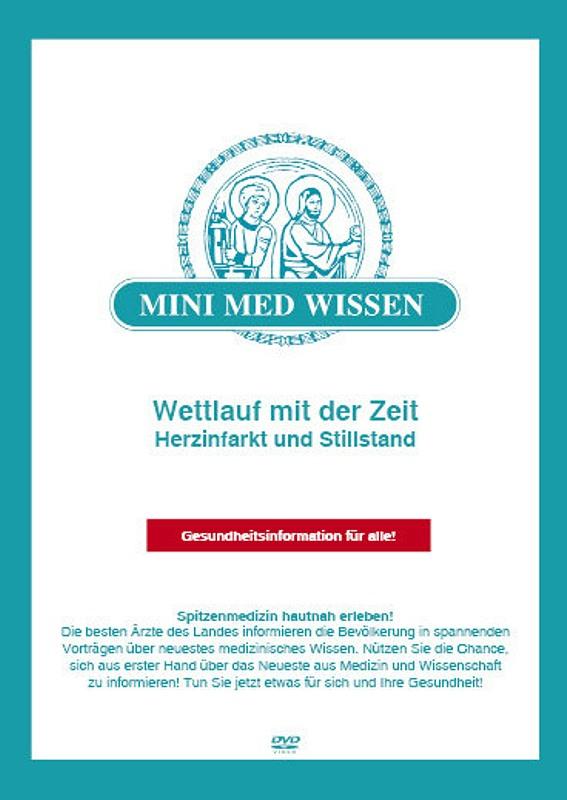 Wettlauf mit der Zeit - Herzinfarkt und Stillst. DVD Bild