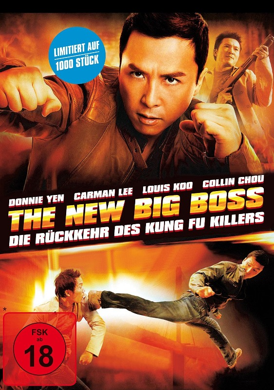 The New Big Boss - Die Rückkehr des Kung Fu Killers DVD Bild