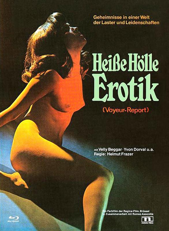 Heiße Hölle Erotik - Mediabook/3 Filme Sp. Edit. Blu-ray Bild