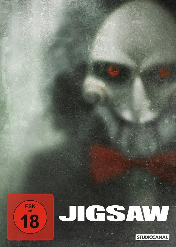 Jigsaw DVD Bild