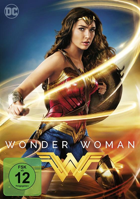 Wonder Woman DVD Bild