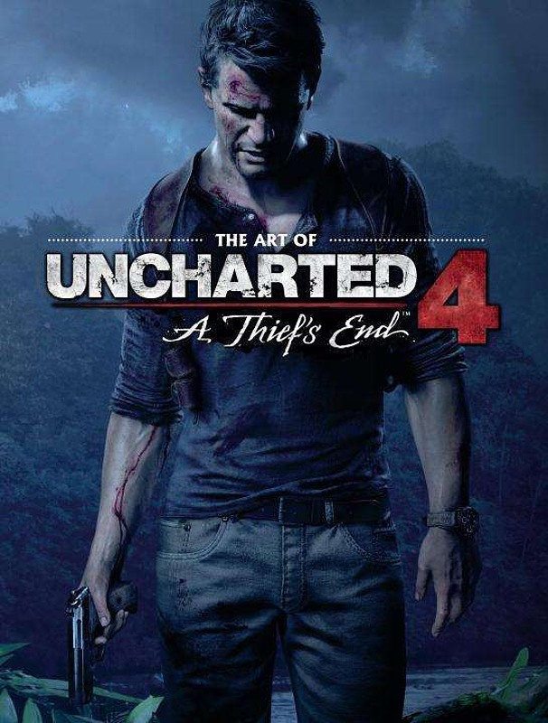 The Art Of Uncharted 4: A Thief's End Playstation 4 Bild
