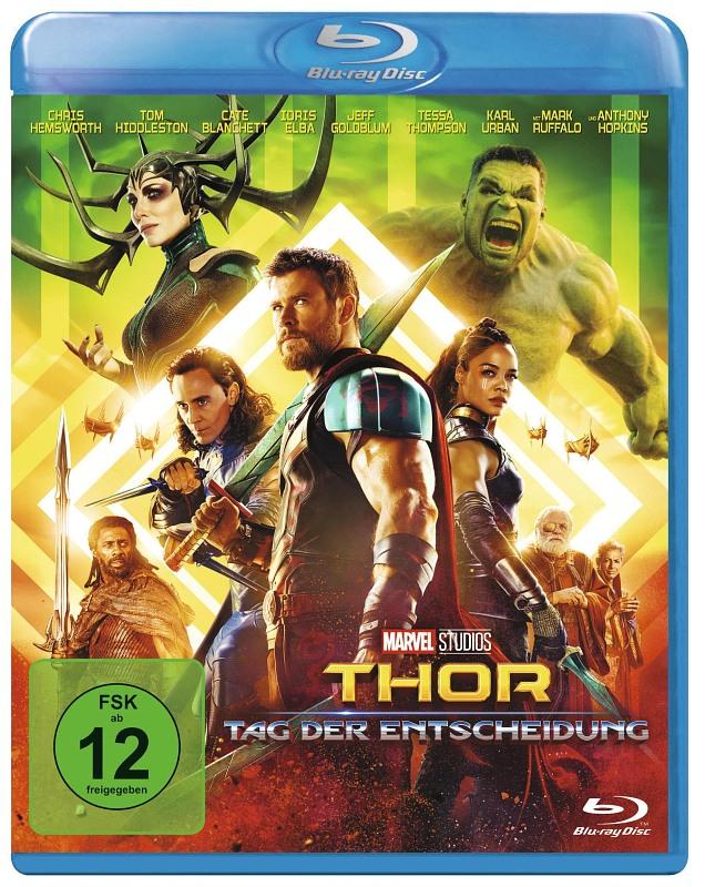 Thor - Tag der Entscheidung Blu-ray Bild