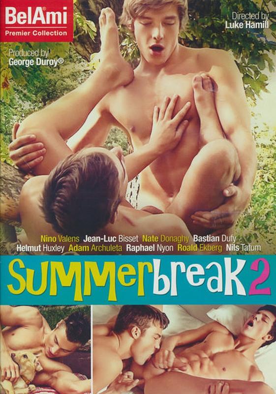 Summer Break  2 Gay DVD Bild