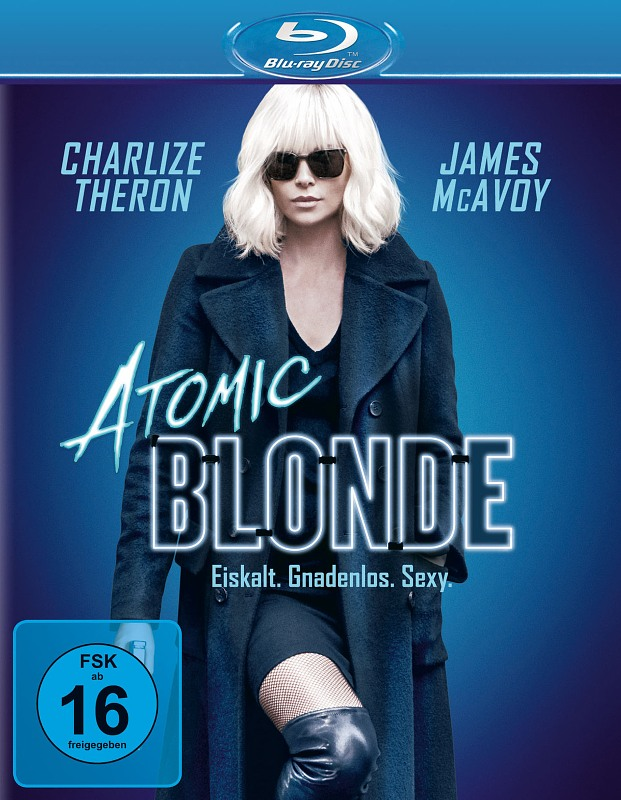 Atomic Blonde Blu-ray Bild