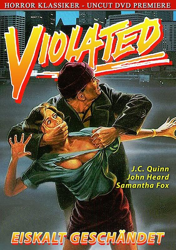 Violated - Eiskalt geschändet - Uncut DVD Bild
