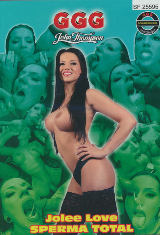 Jolee Love - Sperma Total DVD Bild