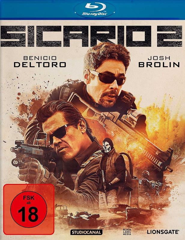 Sicario 2 Blu-ray Bild