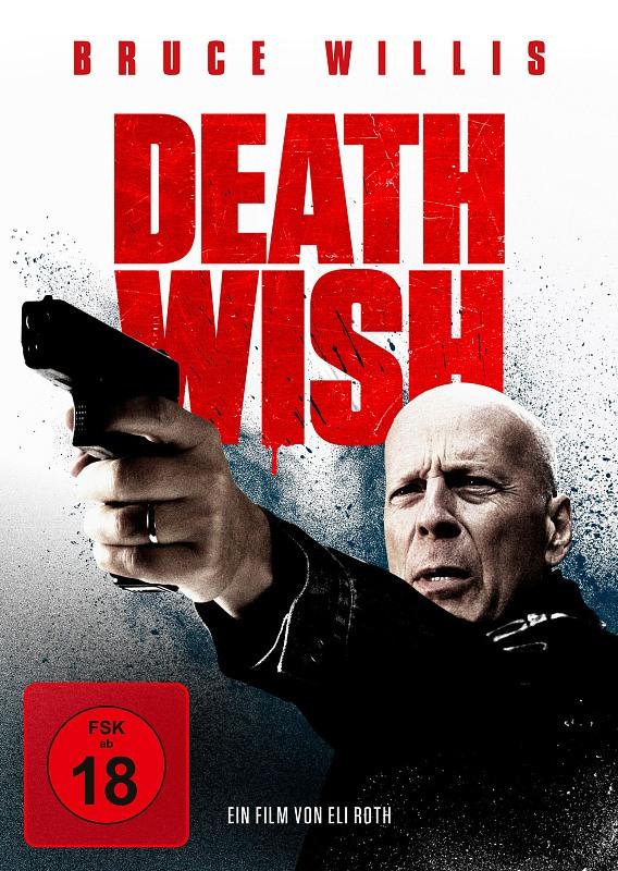 Death Wish DVD Bild