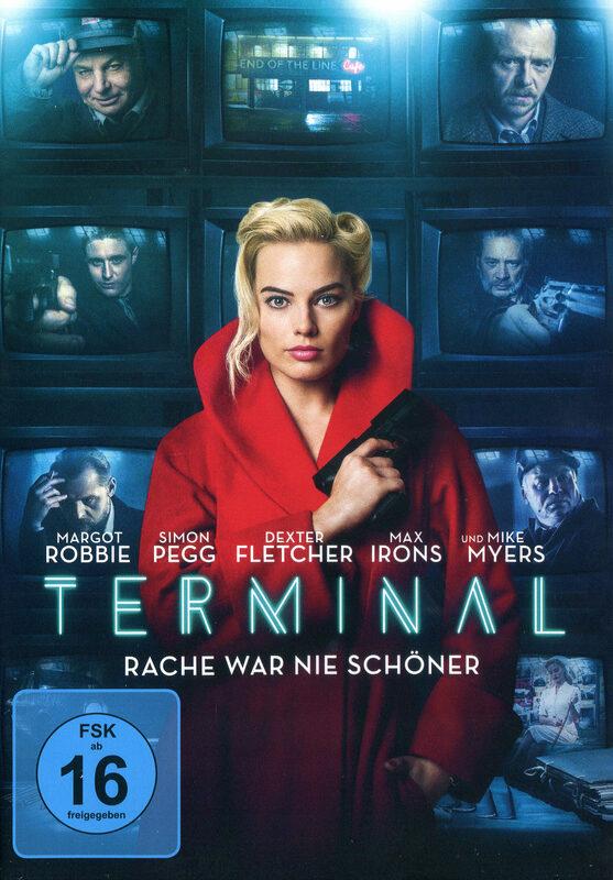Terminal - Rache war nie schöner DVD Bild