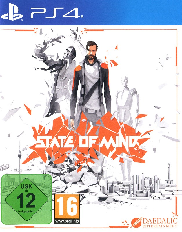 State of Mind Playstation 4 Bild