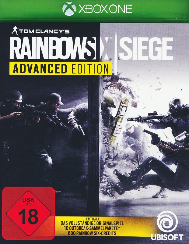 Tom Clancy's Rainbow Six: Siege (Advanced Ed.) XBox One Bild