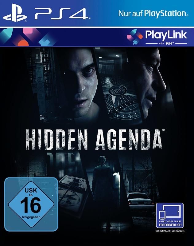Hidden Agenda (PlayLink) Playstation 4 Bild