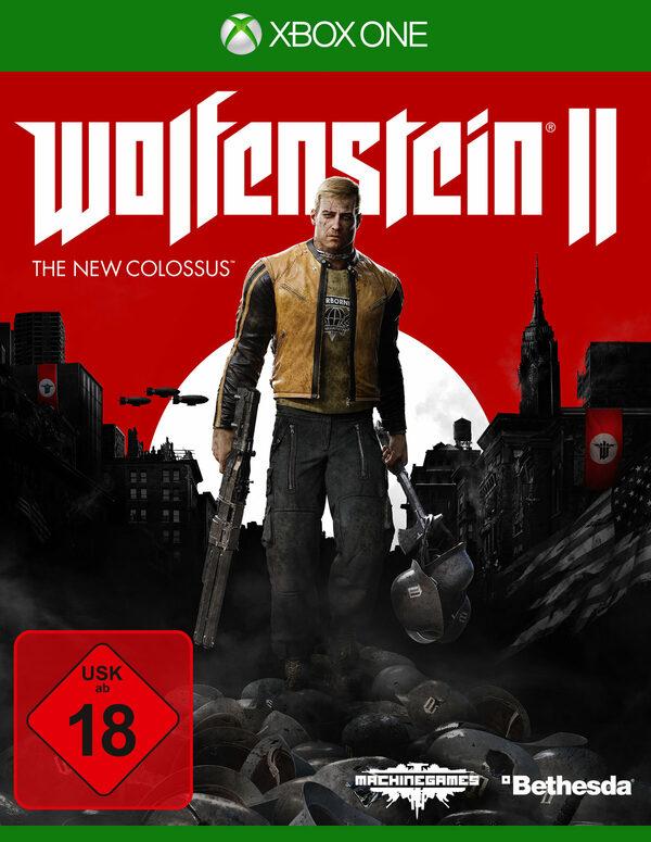 Wolfenstein II: The New Colossus XBox One Bild
