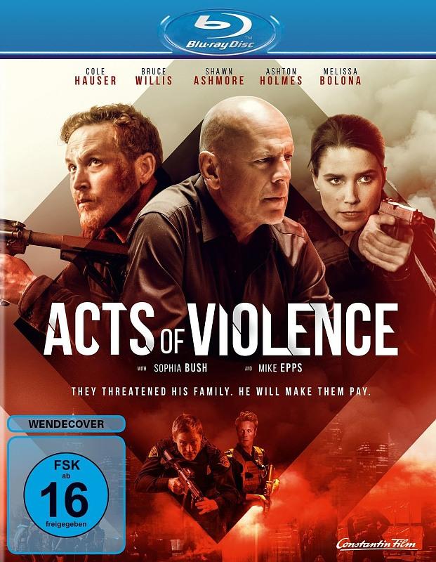 Acts of Violence Blu-ray Bild