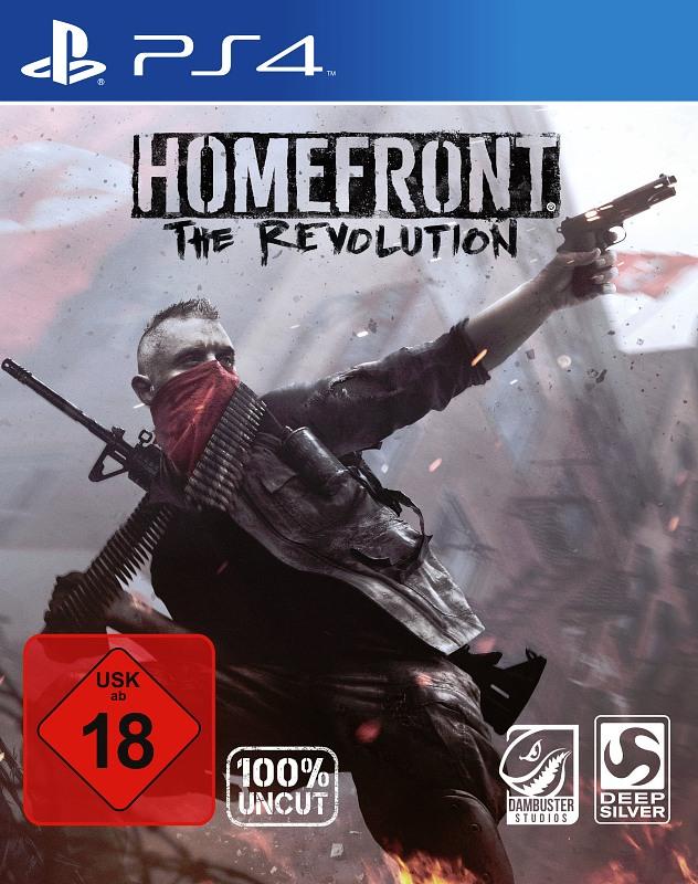 Homefront - The Revolution Playstation 4 Bild