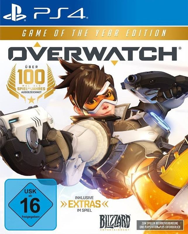 Overwatch - Game of the Year Edition Playstation 4 Bild