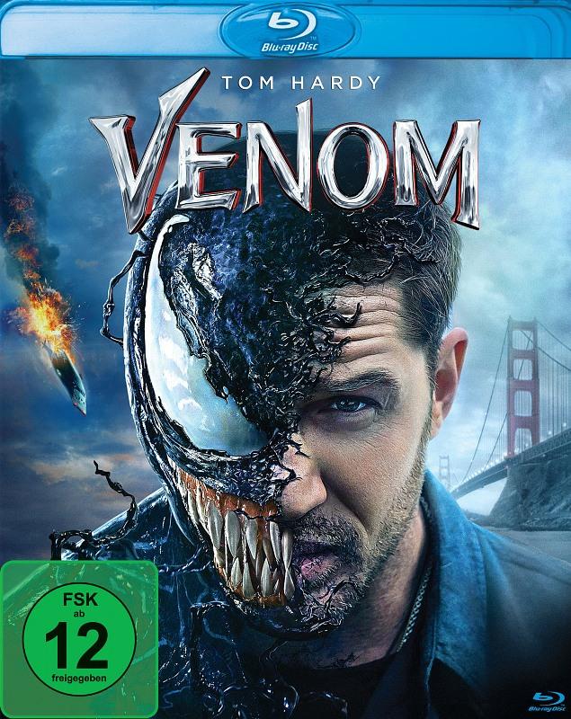 Venom Blu-ray Bild