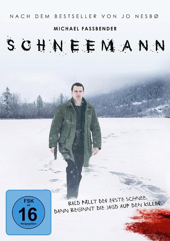 Schneemann DVD Bild